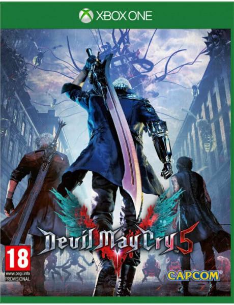 XBOX Devil May Cry 5 (Lenticular Sleeve)