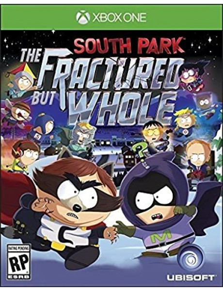 Žaidimas South Park: The Fractured But Whole (Xbox One)