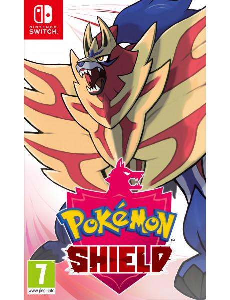 Žaidimas Pokemon: Shield - IT (Switch)