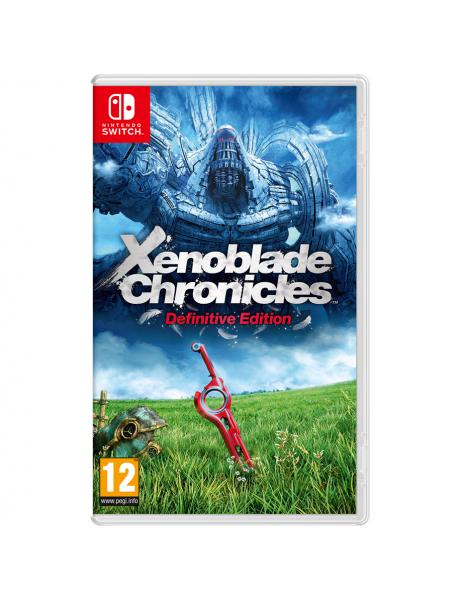 Žaidimas Xenoblade Chron:Definitive Ed SWITCH 211122