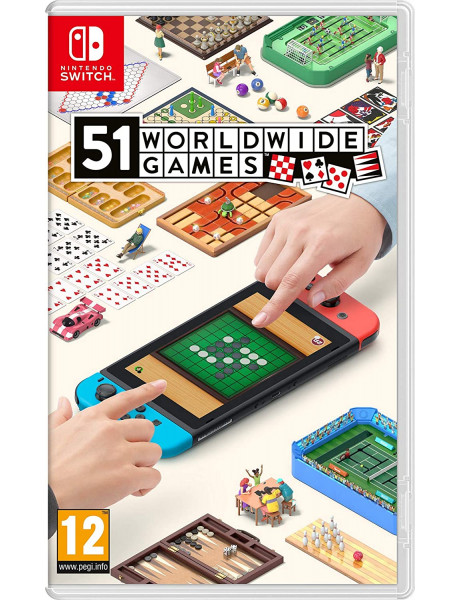 Žaidimas 51 Worldwide Games SWITCH 211132