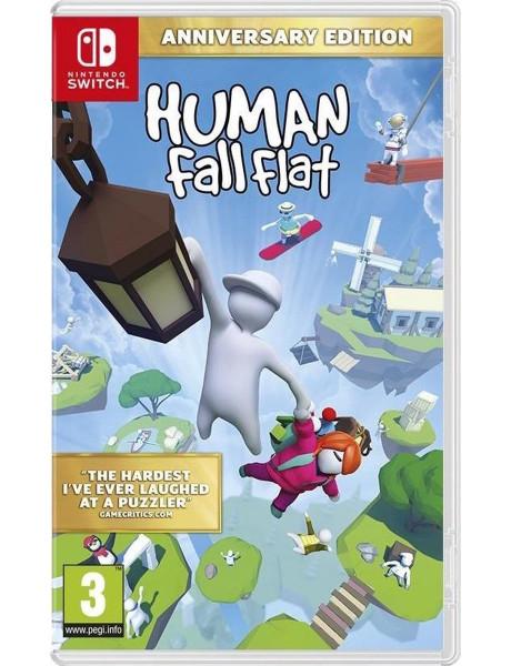 Žaidimas Human: Fall Flat - Anniversary Edition Nintendo Switch