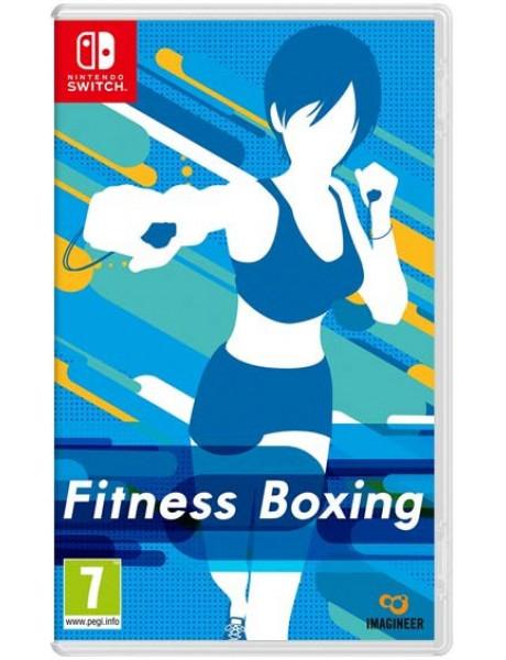 Žaidimas Nintendo Switch Fitness Boxing