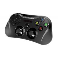 ŽAIDIMO VALDYMO ĮRENGINYS Steel Series Stratus Wireless Gaming Controller Black