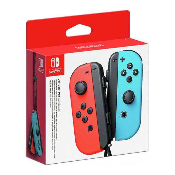 VALDYMO PULTELIAI Nintendo Switch Joy-Con Pair NR/NB EUR 212002