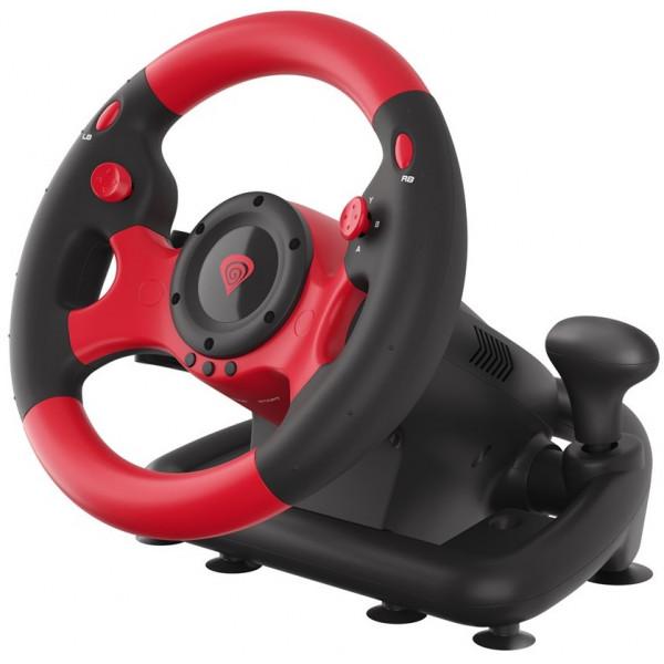 Žaidimų vairas NATEC NGK-1565 Genesis Driving Wheel SEA