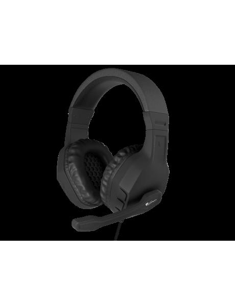 AUSINĖS Genesis Gaming Headset Argon 200 NSG-0902 Black