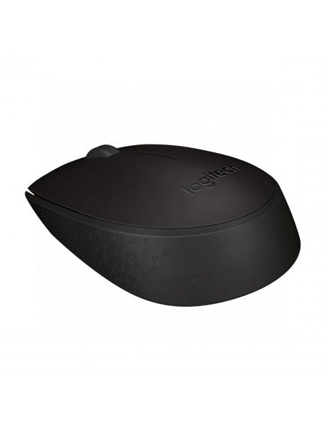 Pelė Logitech B170 Wireless Mouse Black OEM