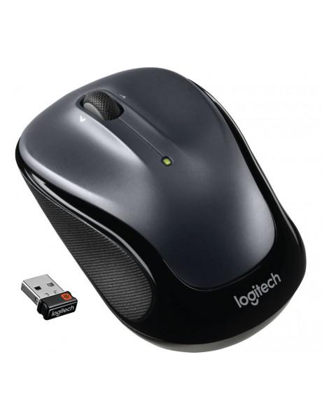 Pelė LOGITECH Wireless Mouse M325 Dark Silver