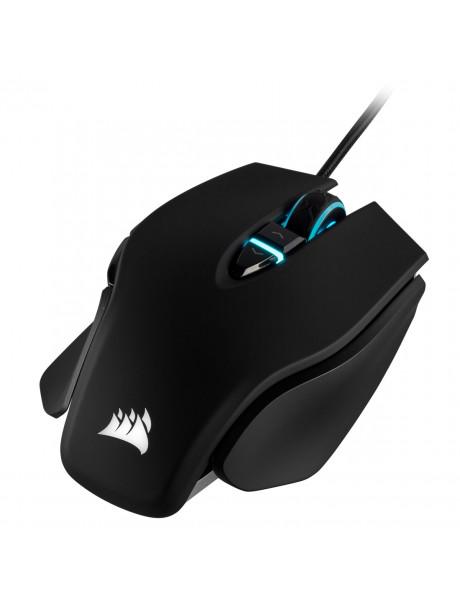 Pelė CORSAIR M65 RGB ELITE Tunable FPS Black