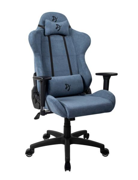 Žaidimų kėdė AROZZI TORRETTA SOFT FABRIC BLUE