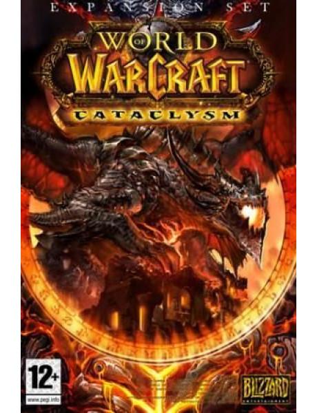 PC WORLD OF WARCRAFT CATACLYSM