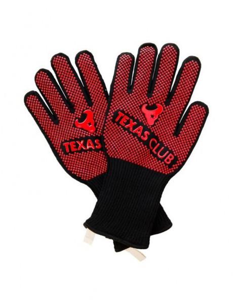 Karščiui atsparios pirštinės ,,Texas Club''