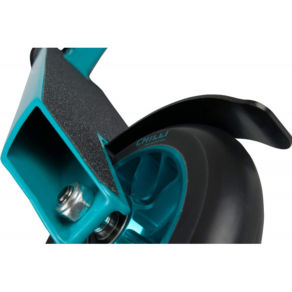 Paspirtukas Chilli Ice Reaper 110mm, mint/black 112-3