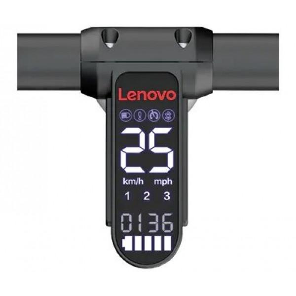 Elektrinis paspirtukas Lenovo Scooter electric M2 black
