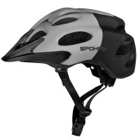 Šalmas Spokey Bicycle helmet CHECKPOINT, 55-58 cm
