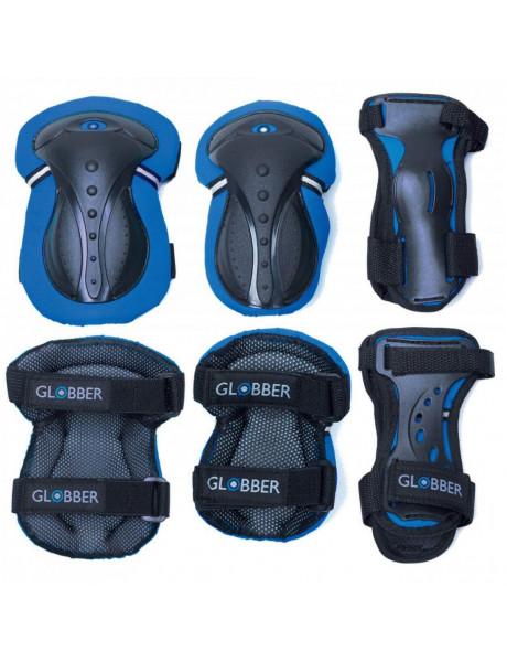 Apsaugos GLOBBER Scooter Protective Pads Junior XXS Range A (25 kg), Blue