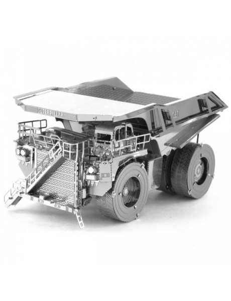 ŽAISLAS Metal Earth CAT Mining Truck (3 sheets)