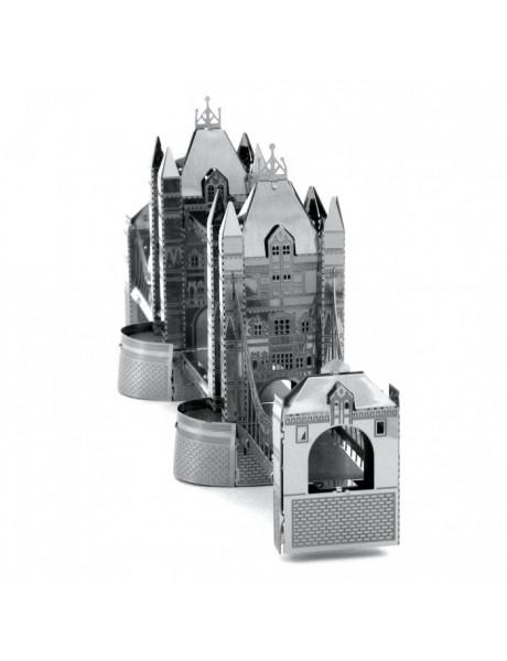 ŽAISLAS Metal Earth London Tower Bridge