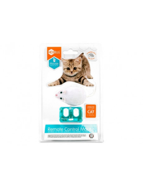 ŽAISLAS HEXBUG Mouse Cat Toy with (IR) remote control (NEW)