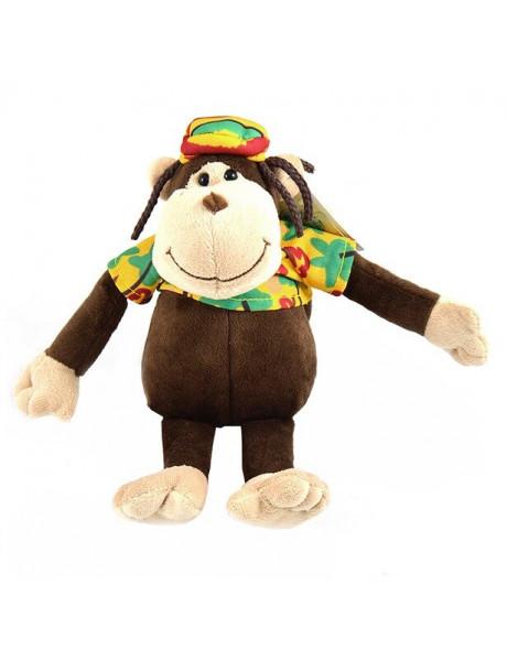 Pliušinis žaislas 52- V41887-15B Beždžioniukas MARLI, 15cm