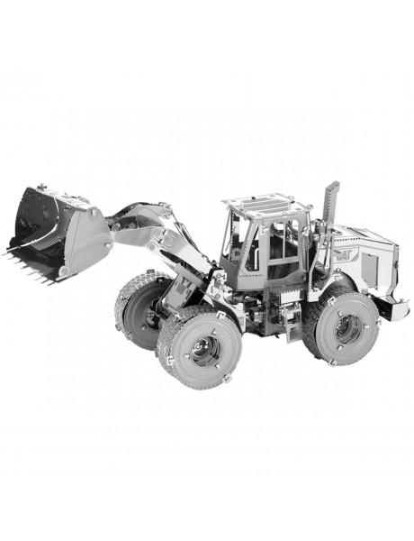 Konstruktorius Metal Earth CAT Wheel Loader (2 sheets)