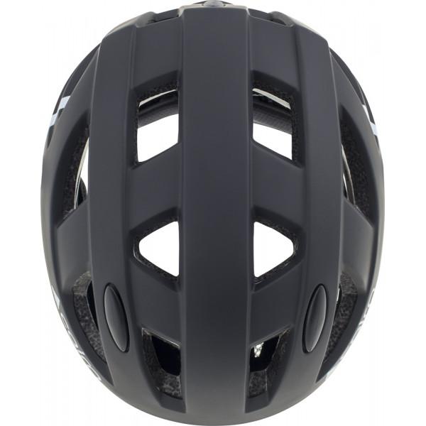 Šalmas Cairn KUSTOM Junior black, S 52-56 cm