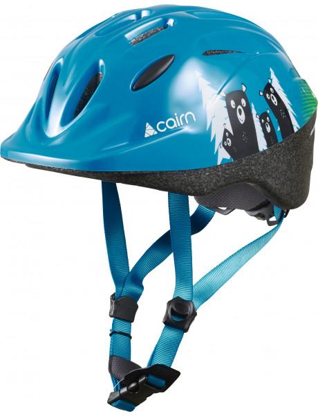 Šalmas Cairn SUNNY Junior blue, XS 48-52 cm