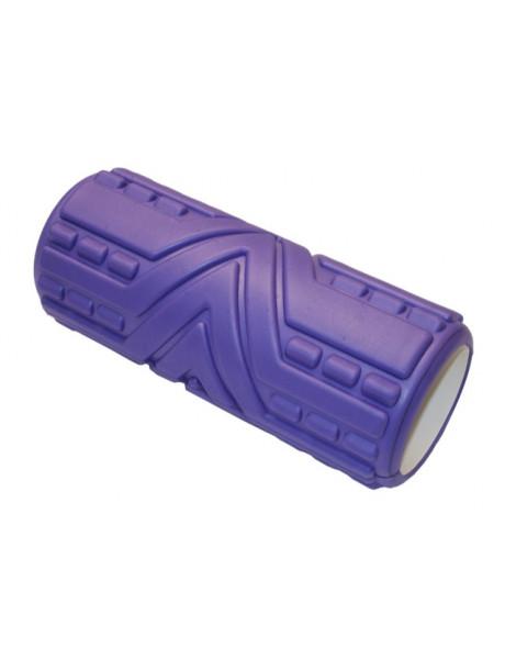 Masažo volas YATE - 33x14 cm, violetinis 331767