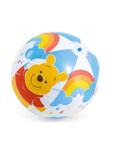 Kamuolys Intex Beach Ball Winnie The Pooh Age 3+, 50.8 cm