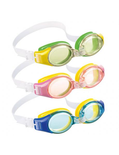 Nardymo akiniai Intex Junior Goggles 3 Colors