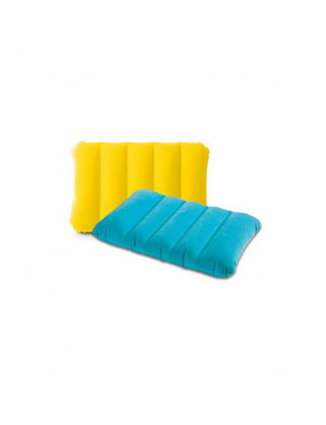Pripučiama pagalvė Intex Kidz Pillow, 43x28x9 cm, Age 3+, 2 Color Intex Pillows Kidz 2 Colors (Green Cyan)