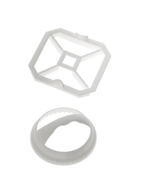 Pyrago forma (plastikas) Maku 277789