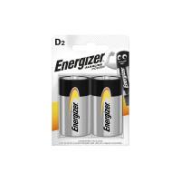 ELEMENTAI ENERGIZER LR20/E95 ŠARM. X2
