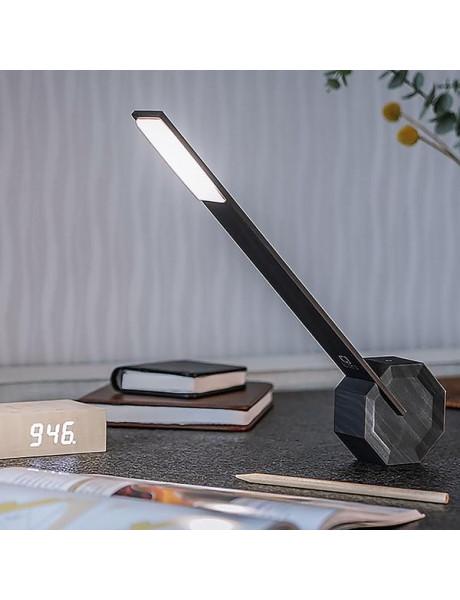 GK11B10 Octagon One Gingko stalinė lempa Black