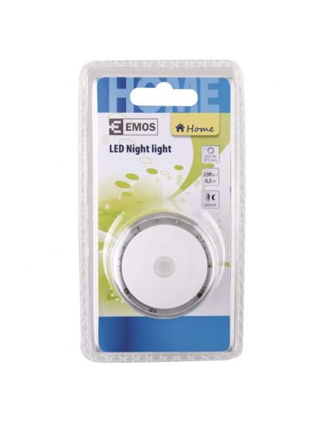 Naktinė lemputė EMOS 220 V 3x LED