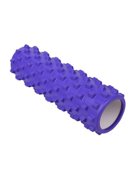 Masažinis volas Yate - 45x15 cm, violetinis 331771