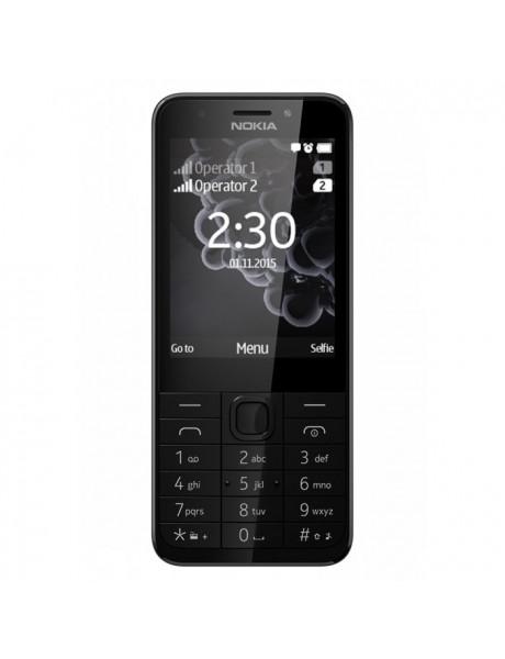 MOB. TELEFONAS NOKIA 230 DS DARK SILVER