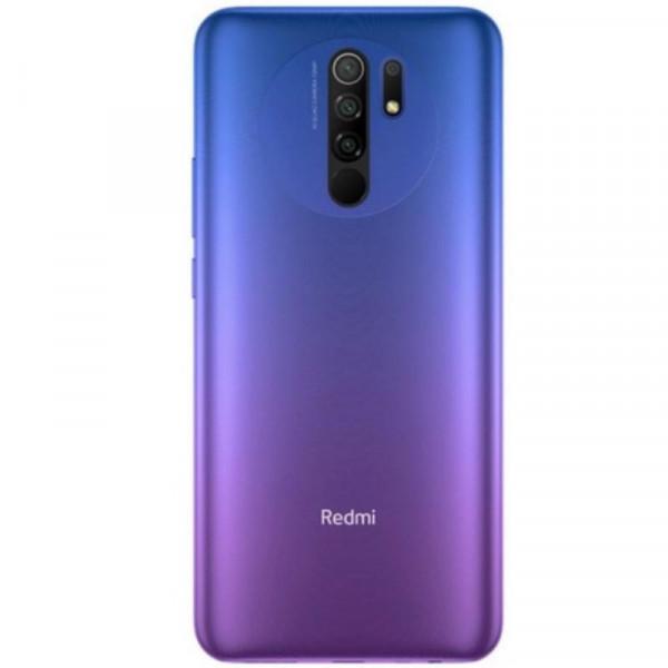 Išmanusis telefonas MOBILE PHONE REDMI 9 64GB SUNSET PURPLE MZB9703EU XIAOMI