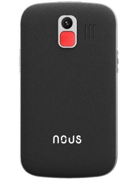 Mob. Telefonas NOUS NS2422 Helper Dual SIM Black