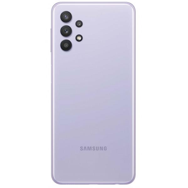 Išmanusis telefonas Samsung Galaxy A32 4GB+128GB Violetinis