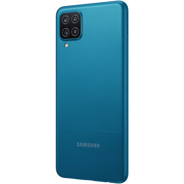 Išmanusis telefonas Samsung Galaxy A12 32GB+3GB Mėlynas