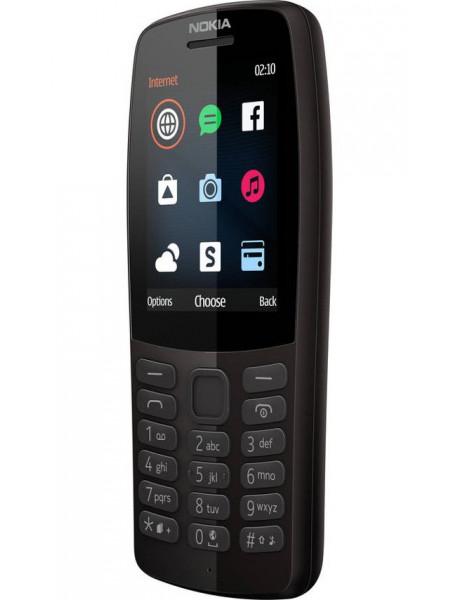 Mobilus Telefonas NOKIA 210 DS Black