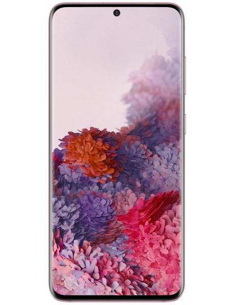 IŠMANUSIS TELEFONAS SAMSUNG Galaxy S20, 128GB, Cloud Pink