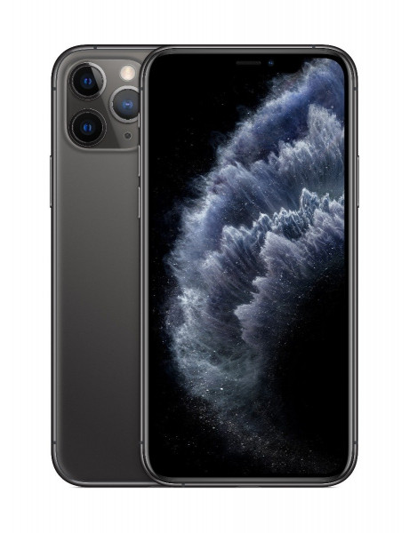 Išmanusis telefonas iPhone 11 Pro-Tamsiai pilka-64 GB