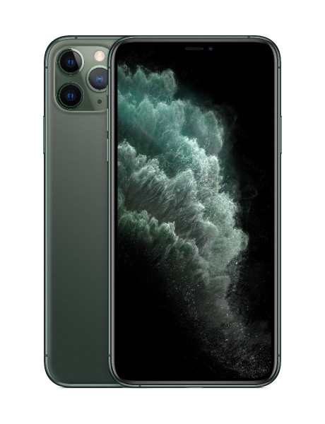 Išmanusis telefonas iPhone 11 Pro Max- Tamsiai žalia-64 GB