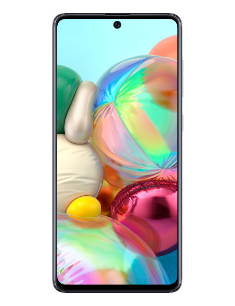IŠMAUSIS TELEFONAS SAMSUNG Galaxy A71, 128GB, WHITE, SM-A715FZSUSEB