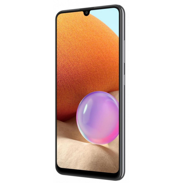 Išmanusis telefonas Samsung Galaxy A32 Black