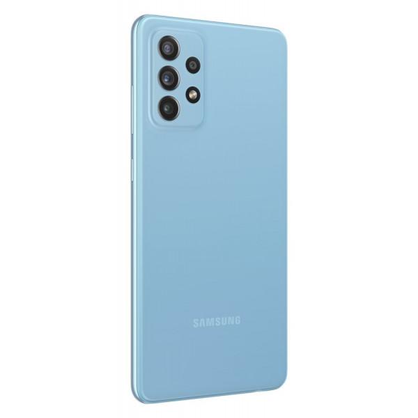 Išmanusis telefonas Samsung Galaxy A72 6GB+128GB Mėlynas