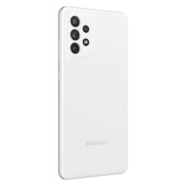 Išmanusis telefonas Samsung Galaxy A72 6GB+128GB Baltas